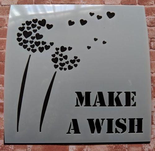Make a wish 6x6