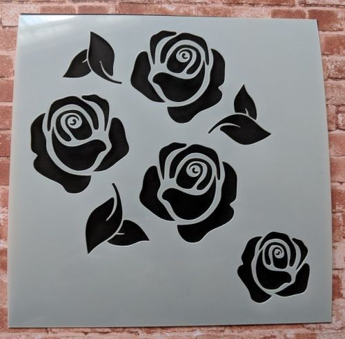Roses 6x6