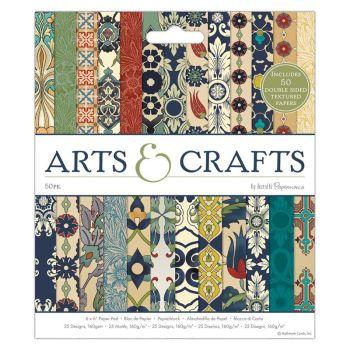 """6 x 6"""" Paper Pad (50pk) - Arts & Crafts"""