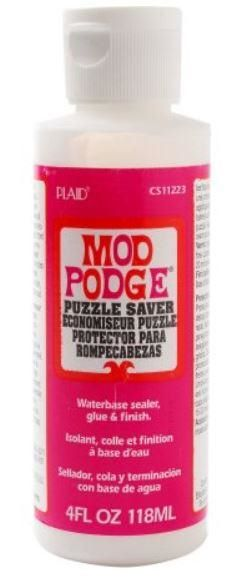 Mod Podge puzzle saver 4 oz