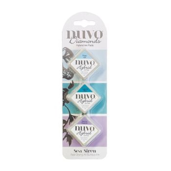Tonic Studios Nuvo - Diamond Hybrid Ink Pads - Sea Siren