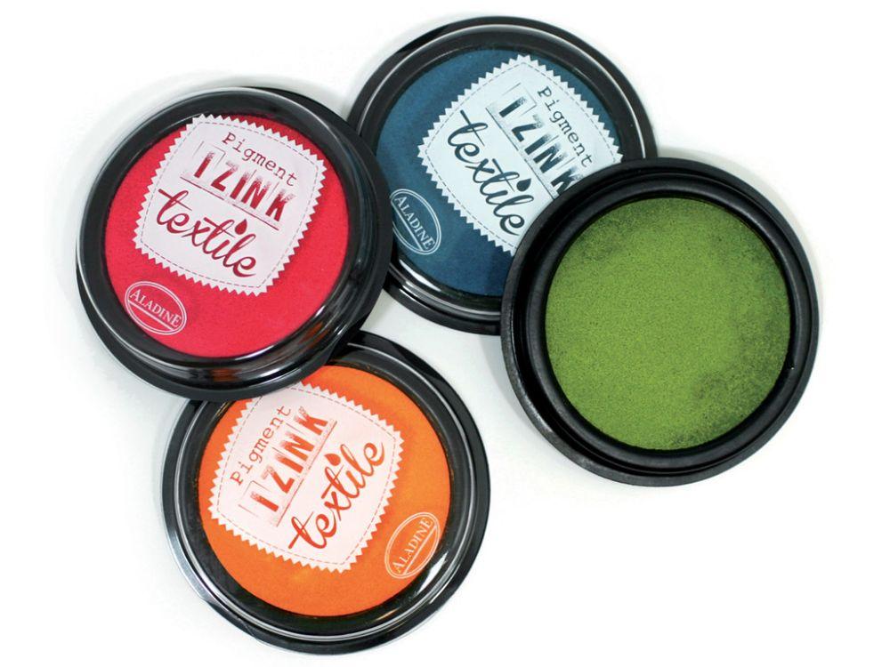 Aladine Izink Pigment Textile Stamp Pads