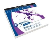 Daler Rowney A4 Aquafine Watercolour Artboard Pad 10 sheets