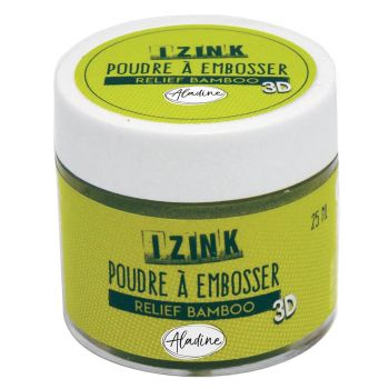 Aladine Embossing Powder - Relief Bamboo 25ml