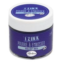 Aladine Embossing Powder - Relief Iris 25ml