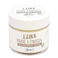 Aladine Embossing Powder - Clear High 25ml