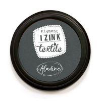 Izink Pigment Textile Stamp Pad - Stone