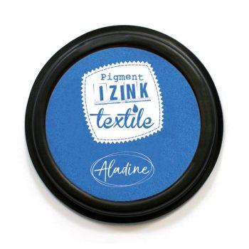 Izink Pigment Textile Stamp Pad - Sky