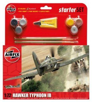 AIRFIX A55208 HAWKER TYPHOON KIT