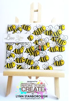 Bee-Happy Swarm