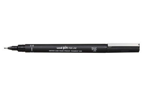 Uni Pin Fine Line Drawing Pen - 0.6