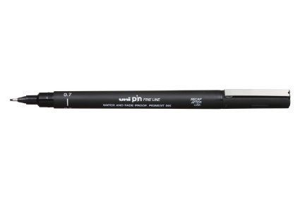 Uni Pin Fine Line Drawing Pen - 0.7