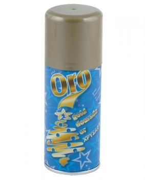 Ornamental Laquer Spray - Gold