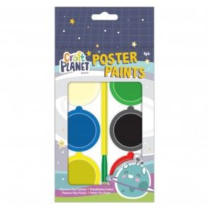 Craft Planet Poster Paint
