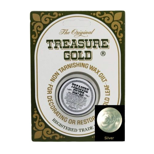 Treasure Gold Wax - Silver