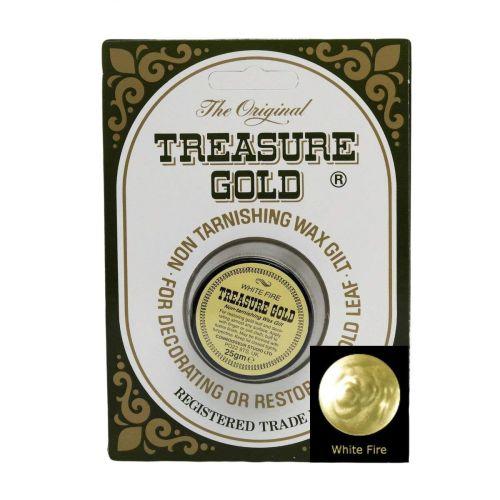 Treasure Gold Wax - White Fire