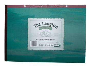 Daler Rowney Langton Gummed Pad NOT - A4