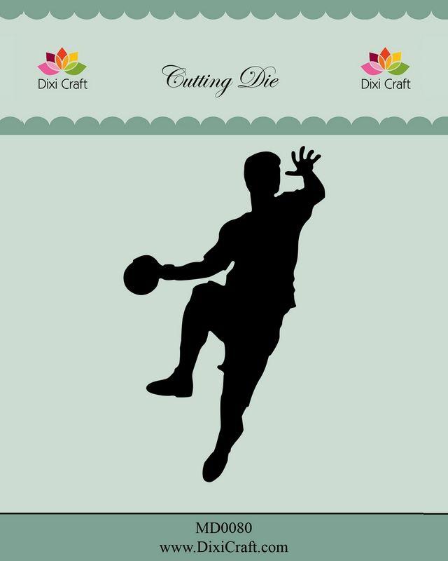 Dixi Craft Cutting Die - Handball