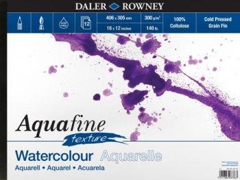 Daler Rowney Aquafine Landscape Gummed Pad 16x12