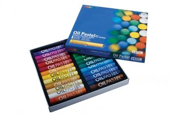 Mungyo Artist oil Pastels - Set of 24