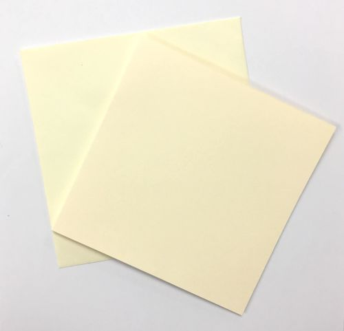 Stix2 6 x 6 Ivory 300GSM Card and Envelope