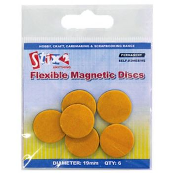Flexible Magnetic Discs