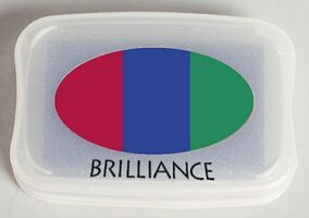Banner Brilliance Ink Pad