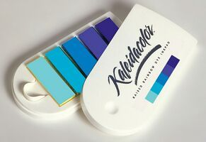 Blue Breeze Kaleidacolor Ink Pad
