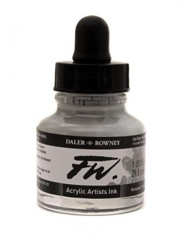 Daler Rowney Artists Acrylic Ink - Cool Grey