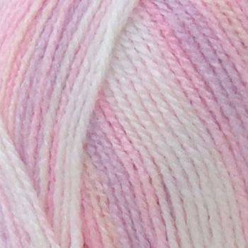 Stylecraft Yarn Wondersoft Merry Go Round DK - Pink/Lilac