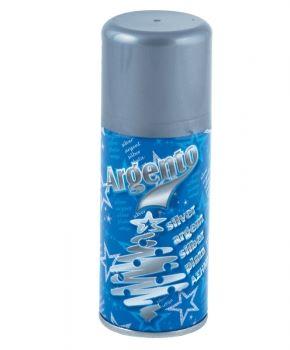 Ornamental laquer Spray - Silver