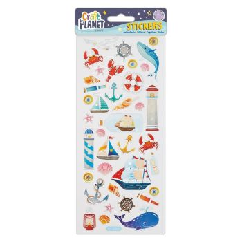 Fun Stickers - At Sea