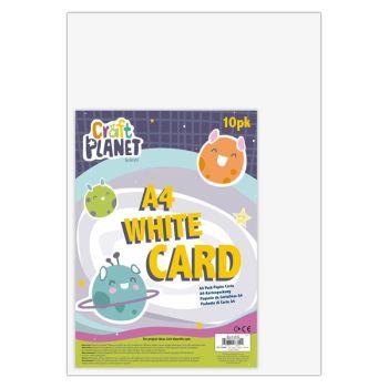 A4 Card (10pk) - White