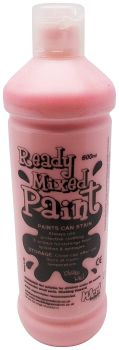 Ready Mixed Paint 600ml - Pink