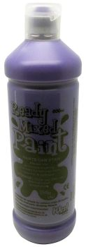 Ready Mixed Paint 600ml - Purple