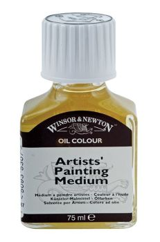 Winsor and Newton Artists' Painting Medium - 75ml