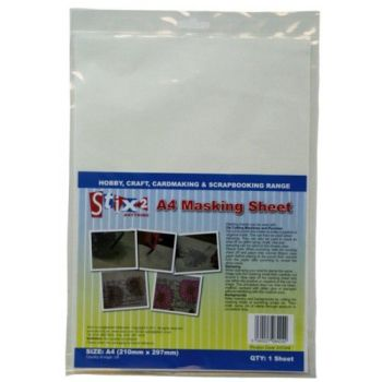 Stix 2 A4 Masking Sheet - 201mm x 297mm