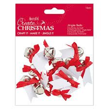 Create Christmas - Christmas Message Bells 12pcs
