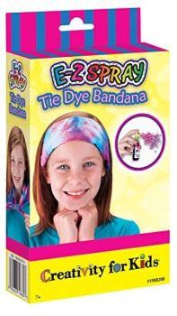 E-Z Spray Tie Dye Bandana - Mini Kit