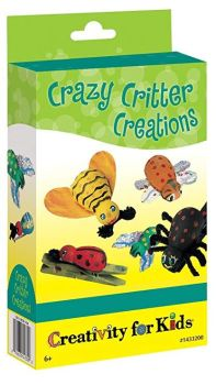 Crazy Critter Creations - Mini Kit