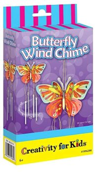 Butterfly Wind Chime - Mini Kit