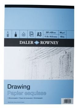 Daler Rowney Drawing Pad A4
