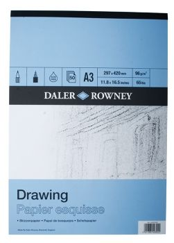Daler Rowney Drawing Pad A5