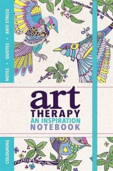 Art Therapy: An Inspiration Notebook Illustrated by Sam Loman