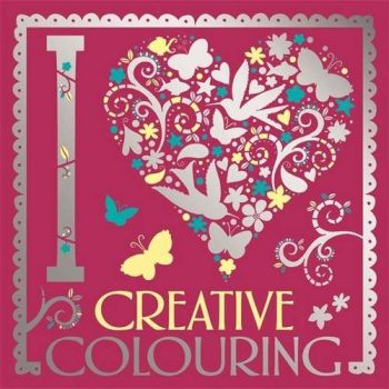 I Heart Creative Colouring