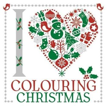 I Heart Colouring Christmas