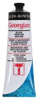 Daler Rowney Georgian Oil Block Printing Medium -225ml