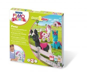 FIMO LZ Pony Form & Play Set