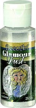 Crystal Deco Art Glamour Dust 59ml Sprinkle on Glitter