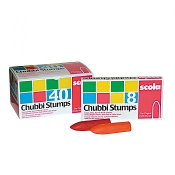 Chubbi Stumps - 8 Assorted